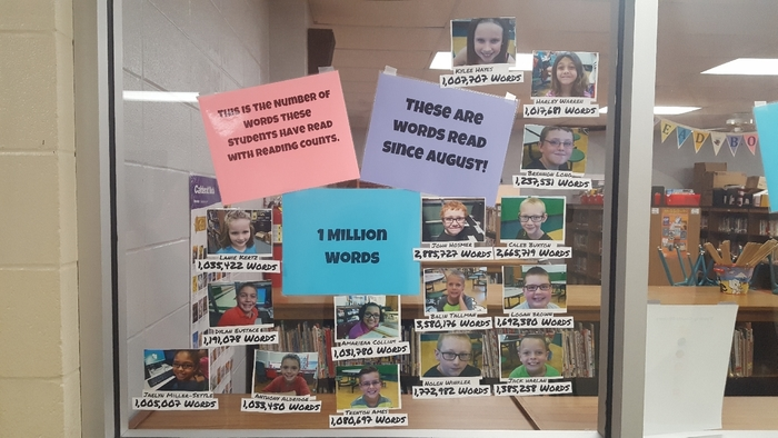 1 Million Word Readers