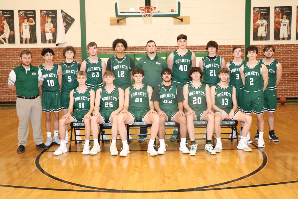 Boys Varsity Basketball 20-21