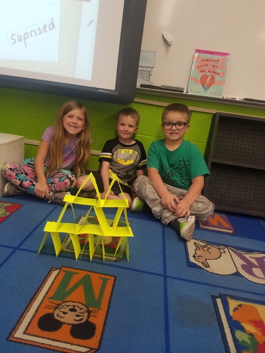 Stem building towers
