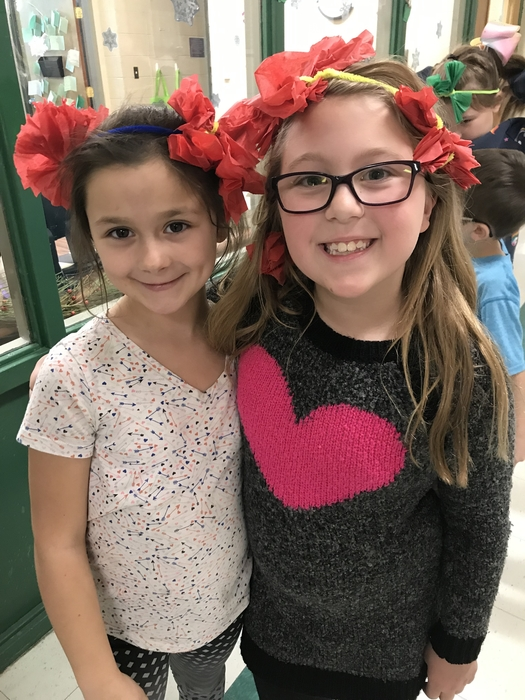 Second grade had a blast at our fiesta!