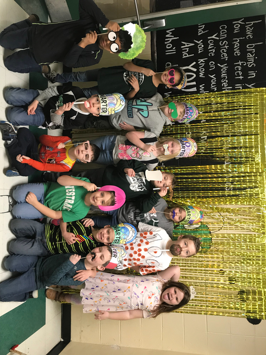 2A loved the 100th day!