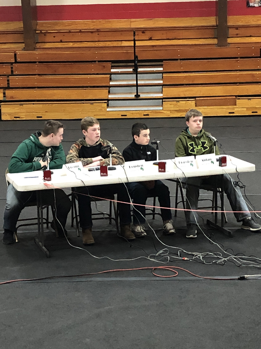 8th grade Quiz Bowl