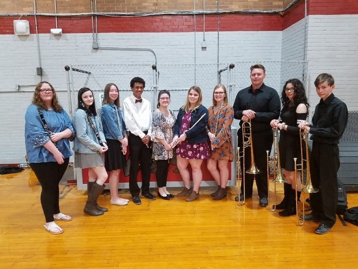 2019 solo ensemble
