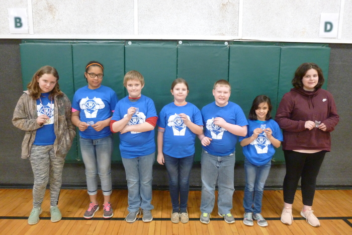 4th Grade Hornet Achievers