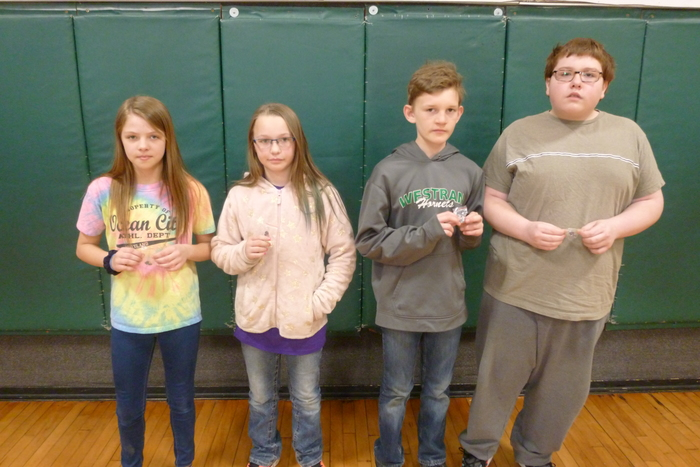 5th Grade Hornet Achievers