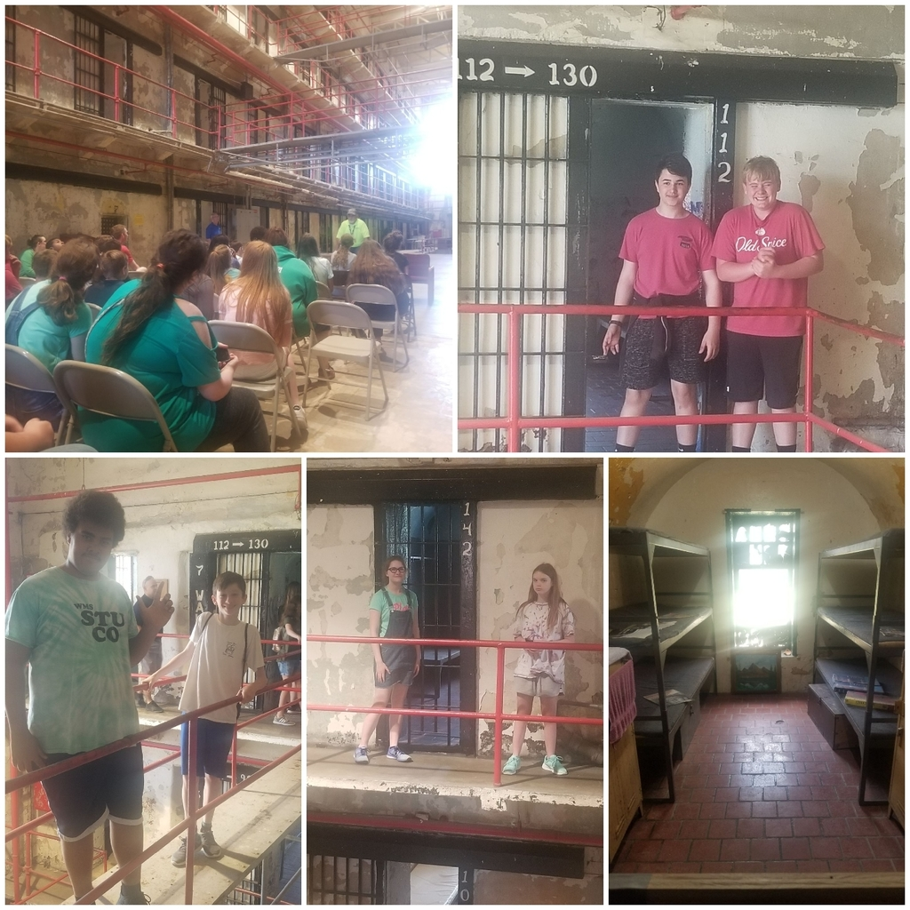 Missouri State Penitentiary Tour.