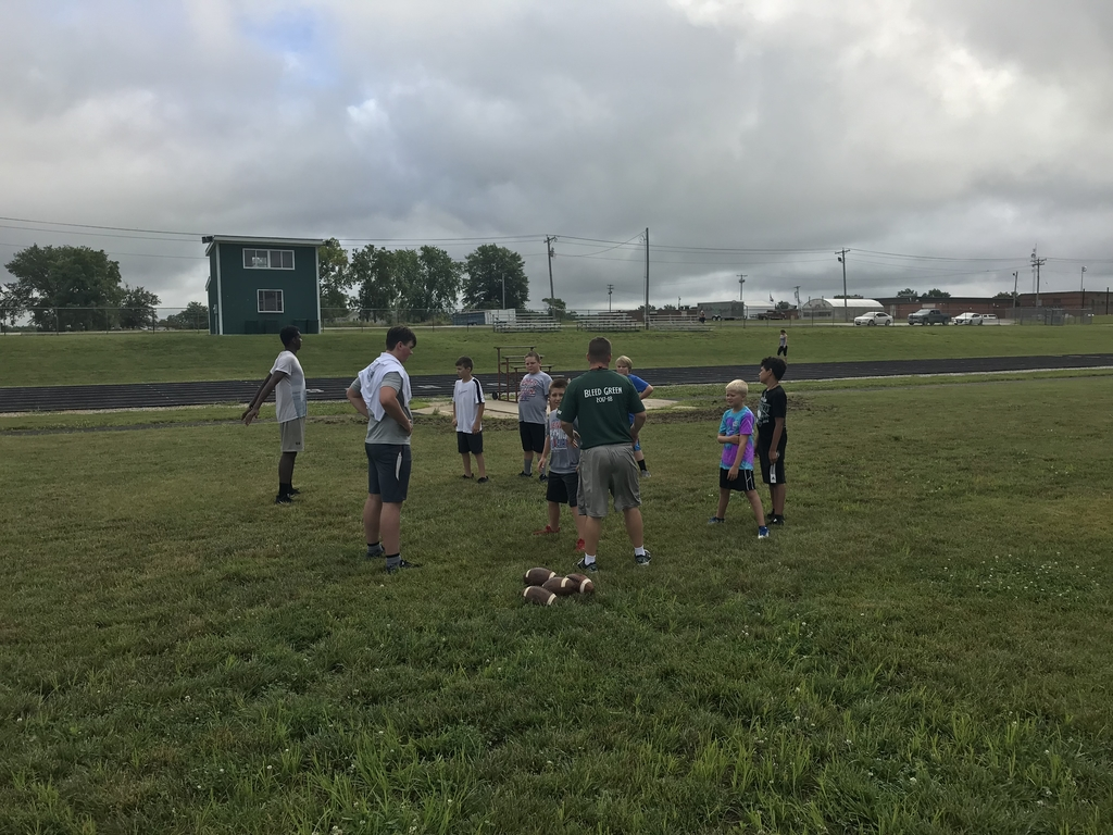 Elementary Football Camp