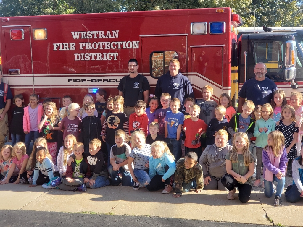 2B loved the Fire Department Visit