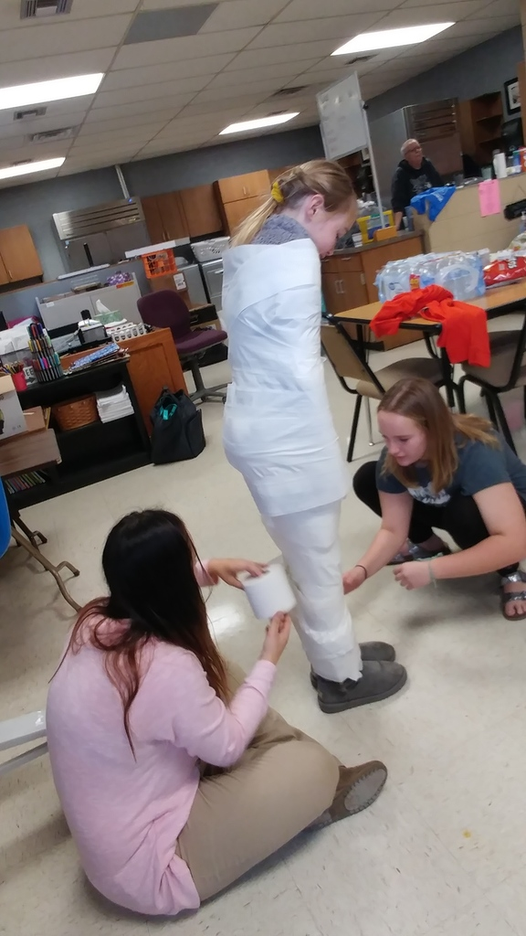 Making Mummies